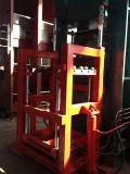 Pneus solides en caoutchouc de 4 couches guérissant la machine de moulage de presse/pneu solide/la presse de vulcanisation pneu en caoutchouc