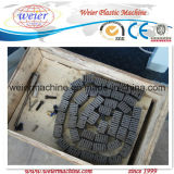 Машина раздвижной пластмассы PVC/PP/PE Corrugated