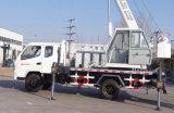 7.0ton vrachtwagen Opgezette Kraan
