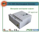 CE Approved Monopolar e Bipolar Coagulation Electrosurgical Unit di Fn-100A