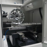변죽 수선 Awr28h를 위한 CNC 바퀴 수선 선반 절단기