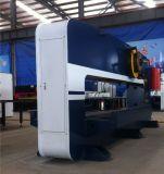 シート・メタルのサーボ運転されたモーターCNCの打つ機械実質の工場