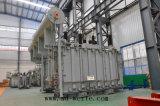 중국 제조자에서 기름에 의하여 가라앉히는 전력 변압기