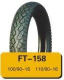 Neumático de goma Vee y tubo interno, fabricante verdadero de la motocicleta de la calidad de la fábrica