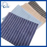 Tovagliolo di cucina tinto del filo di cotone (QHK9905)