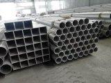 Tubo rettangolare della lega di alluminio
