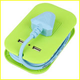 方法緑の小さい携帯用多機能USBのギフトのソケット