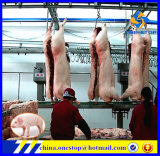 Линия сборки Slaughter Abattoir Swine/Equipment Machinery для Pork Steak Slice Chops
