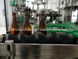 Boissons carbonatées automatiques remplissant ligne pour les bouteilles en verre