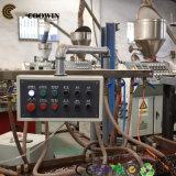 Cadena de producción compuesta del revestimiento del Decking/de los plásticos de madera de alto rendimiento