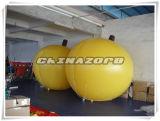 Aerostato gonfiabile dell'alto di Emulational dell'albicocca aerostato a forma di dell'elio