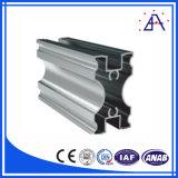 Горячий продавать анодирует алюминиевый профиль 6061-T5 для шкафа