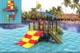 Späteste Multifunktionsvier Farben-kombiniertes Plättchen-Wasser-Park-Gerät (TY-08804)