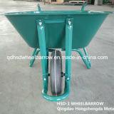Nuovo Pesante-dovere Wheel Barrow di Model Strong per Construction con Special Legs (HSD-1)