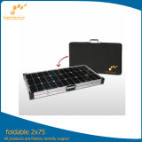 Competitivo 150watt Precio Kit panel solar plegable para Camping