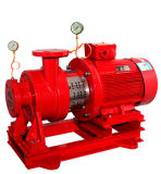 Xbd-W Series Horizontal Tangent Fire-Fighting Pump