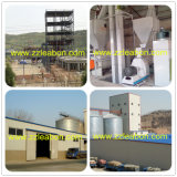 Viehbestand Farm Use 1.5-2t Poultry Feed Pelleting Mill