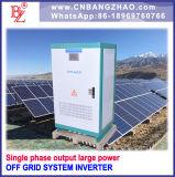 Inversor híbrido de la salida la monofásico del poder más elevado con la función del comienzo del control del contacto seco