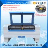 Автомат для резки лазера СО2 Akj1390CCD с резцом лазера CCD