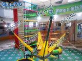 Design Dschungel- Stil Frech Castle Indoor-Spielplatz (QL - 1125a )