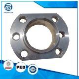 Materielle Spülpumpe des CNC-zerteilt maschinell bearbeitende legierten Stahl-4140 Zwischenlage-Flansch