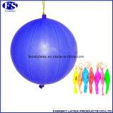 2016 de Hete Ballon van de Stempel van het Latex van de Grootte van de Verkoop Verschillende Kleurrijke Purpere