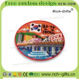 Магниты холодильника PVC способа с подарками Кореей промотирования конструкции шаржа (RC-KA)