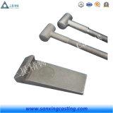 砂型で作るカスタム自動車部品のアルミニウム鋼鉄鉄