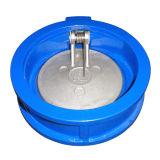Válvula de verificação da bolacha do ferro de molde (DSCV-601)