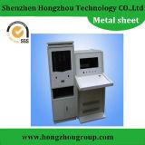 Fabricación de metal de hoja para los recintos de la máquina del autoservicio