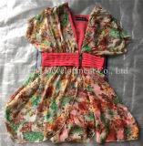 Bales смешанной используемой одежды, используемой ткани ранг для африканца (FCD-002)