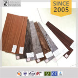 Projet de construction Anti Slip à la mode Wood Look Vinyl Flooring