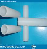 Tubo de nylon natural