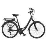 Stadt-Fahrrad-elektrisches hinteres Träger-Lithium-Batterie-mittleres Bewegungsfahrrad