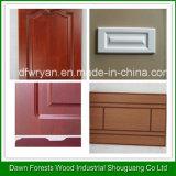 Porta de gabinete da cozinha do PVC da alta qualidade