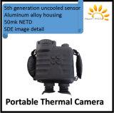 Fácil tomar a varredor portátil o rádio infravermelho Multi-Function de Onvif da sustentação da câmera do tonalizador térmico