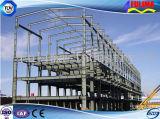 Vorfabriziertes Gebäude-ökonomische Stahlkonstruktion für Werkstatt (FLM-020)