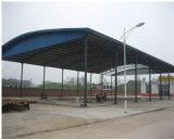 Almacenaje ligero prefabricado del edificio de marco de acero (SL-0024)