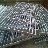 Steel galvanizzato Grating per Stair Treads e Trench Cover