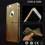 iPhone를 위한 이동할 수 있는 Phone Accessories Newest Ultra Thin Electroplate TPU Cell Phone Case 6 6s Plus Mobile Cover