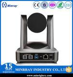 Cámara del USB PTZ de la cámara de la videoconferencia de USB3.0/USB2.0/HDMI/Sdi HD