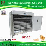 Incubateur approuvé de 2013 de la CE neuve cailles de Digitals avec du matériau de bon (KP-23)