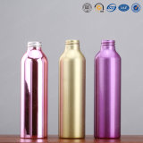 Qualité 15ml 30ml, 50ml, 100ml, bouteille en aluminium cosmétique de lotion de jet en métal 150ml