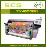 Bright chiaro Color 1.6m Textile Printer per Non-Stretch Fabric