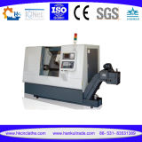 3500rpm Spindle Speed Slant Bed CNC Lathe Ck80L