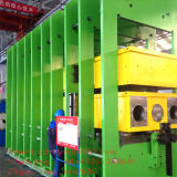 Macchina di gomma della pressa della stazione idraulica di Yuken (XLB 850X750)