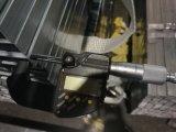 Vor-Galvanisiertes quadratisches Stahlgefäß mit Beschichtung des Zink-120G/M2