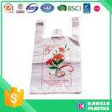 슈퍼마켓을%s 플라스틱 t-셔츠 쇼핑 백