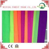Farben-Krepp-Rollenpapier