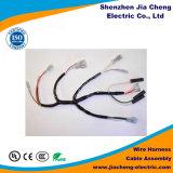 Cable connecteur fait sur commande de harnais de câblage de fournisseur d'usine pour le composant de machine